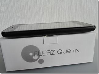 「FLEAZ Que +N」の左側面